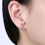 Picture of  Simple Holiday Stud Earrings 3LK053817E