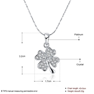 Picture of Funky Small Zinc Alloy Pendant Necklace