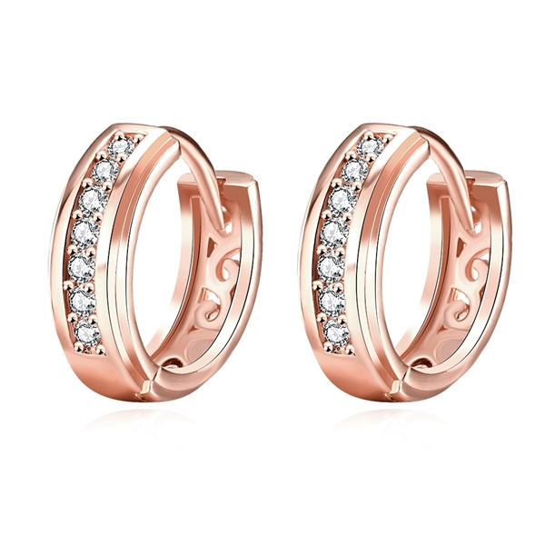 Picture of Luxury Casual Small Hoop Earrings Online Only