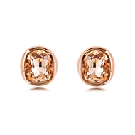 Picture of Origninal Small Artificial Crystal Stud Earrings