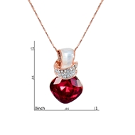 Picture of Sparkling And Fresh Colored Crystal Concise 2 Pieces Jewelry Sets