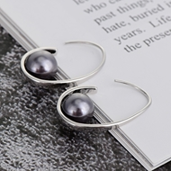 Picture of Zinc Alloy Casual Hoop Earrings from Certified Factory