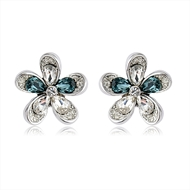 Picture of Eye-Catching Blue Casual Stud Earrings with Member Discount
