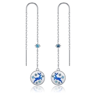 Show details for Funky Casual Fashion Dangle Earrings