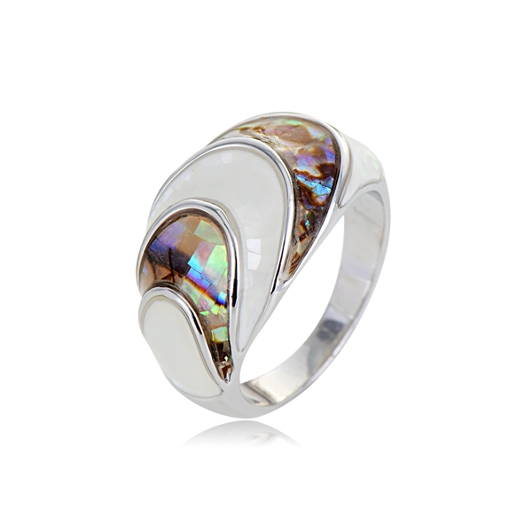 Picture of Fashion Colorful Fashion Ring of Original Design