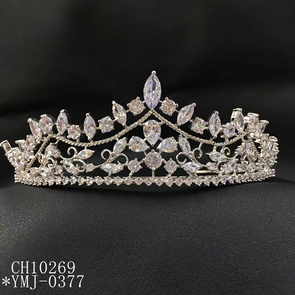 Picture of Casual White Crown from Certified Factory