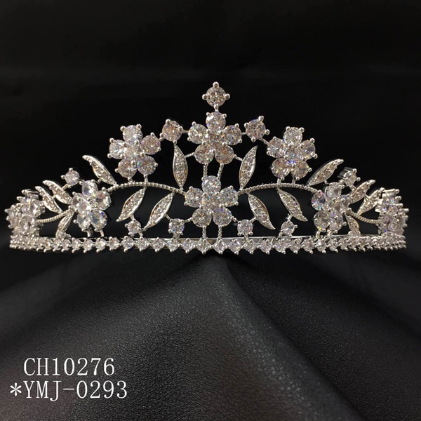 Picture of Copper or Brass Cubic Zirconia Crown at Unbeatable Price