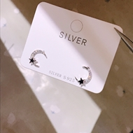 Picture of Fashionable Casual Cubic Zirconia Stud Earrings