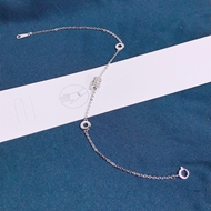 Picture of Sparkly Casual 925 Sterling Silver Fashion Bracelet