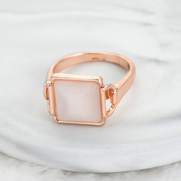 Picture of Irresistible White Classic Fashion Ring As a Gift