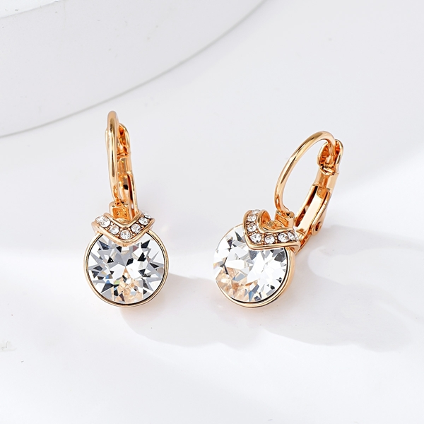 Zinc Alloy Classic Stud Earrings From Reliable Factory