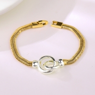 Picture of Dubai Zinc Alloy Fashion Bracelet with Speedy Delivery