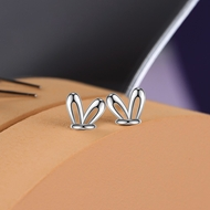 Picture of 925 Sterling Silver Small Stud Earrings with No-Risk Refund