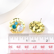 Picture of Unusual Small Zinc Alloy Stud Earrings